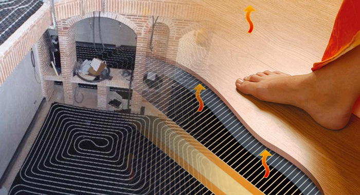 suelo radiante :ventajas y desventajas que te aporta el suelo radiante en tu casa como calefaccion