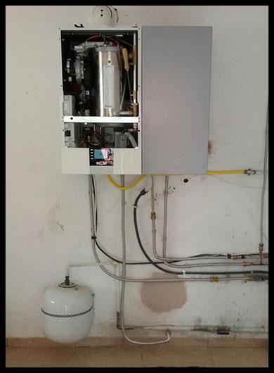 Instalacion de caldera de condensacion onagas - Cual es la mejor caldera de condensacion ...