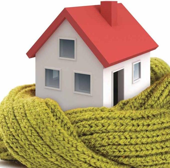 Ya llega el  invierno, ¿tú casa está preparada?