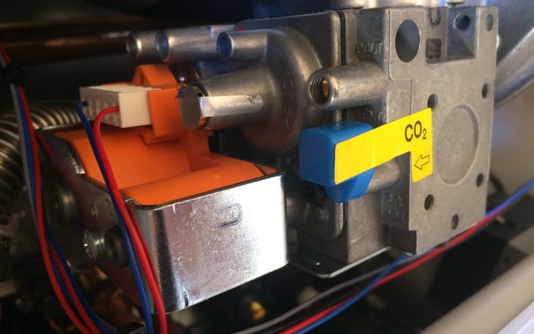 Lo más importante de una caldera (la válvula de gas)